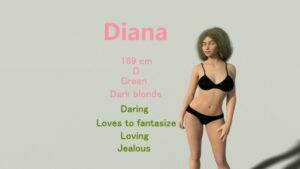 Trip With My Diana – Version 0.1