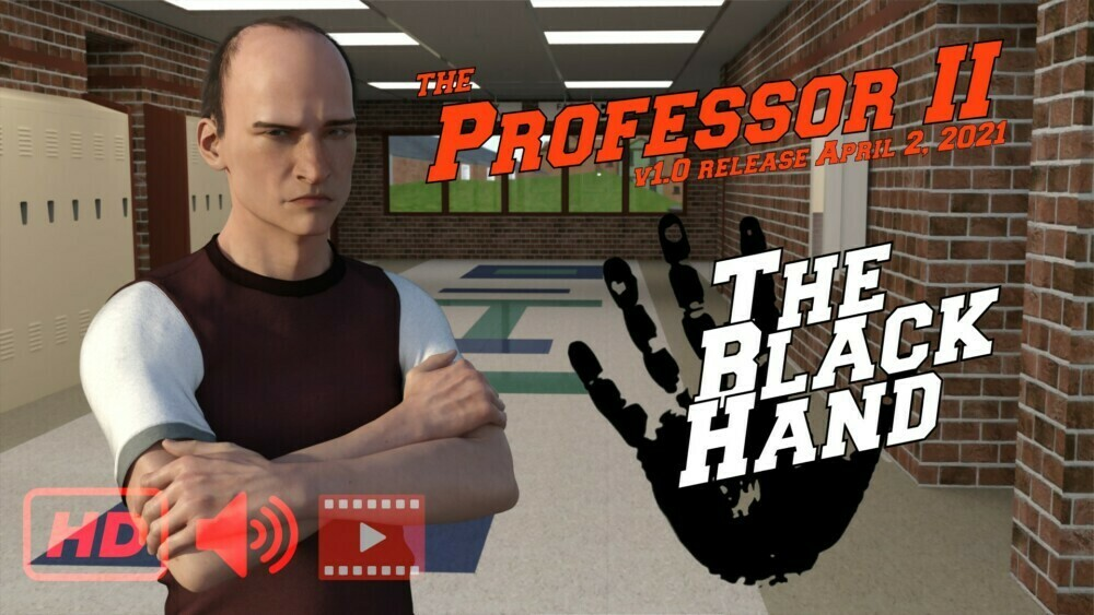 The Professor - Chapter 2 - Version 1.1