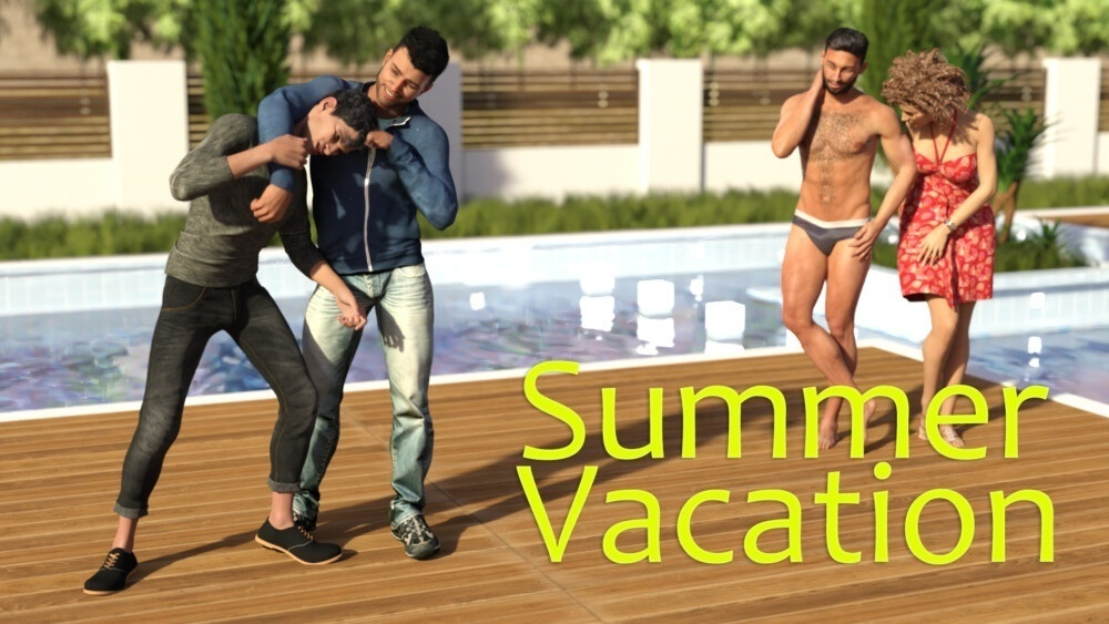 Summer Vacation - Version 0.16