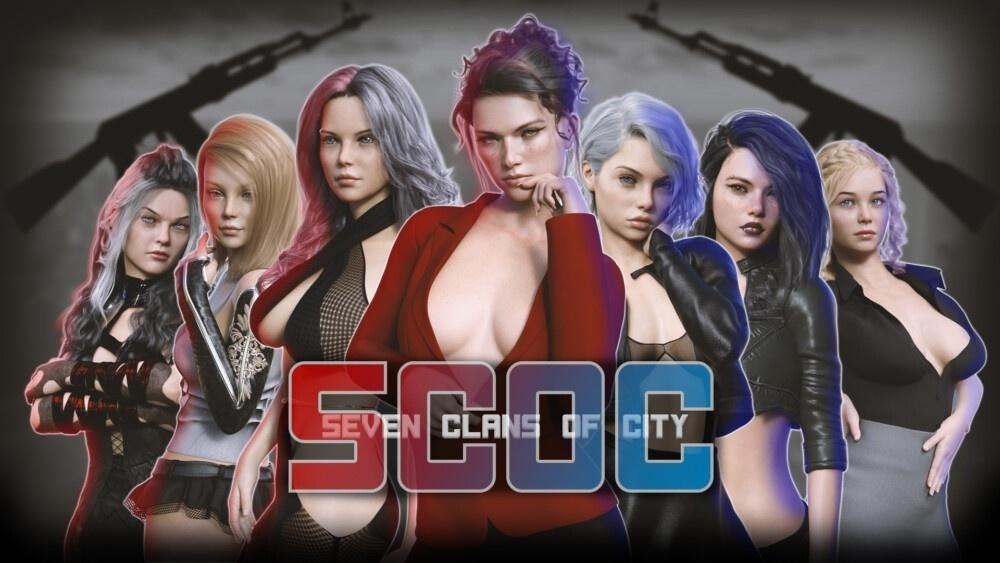Seven Clans of City - Version 0.1