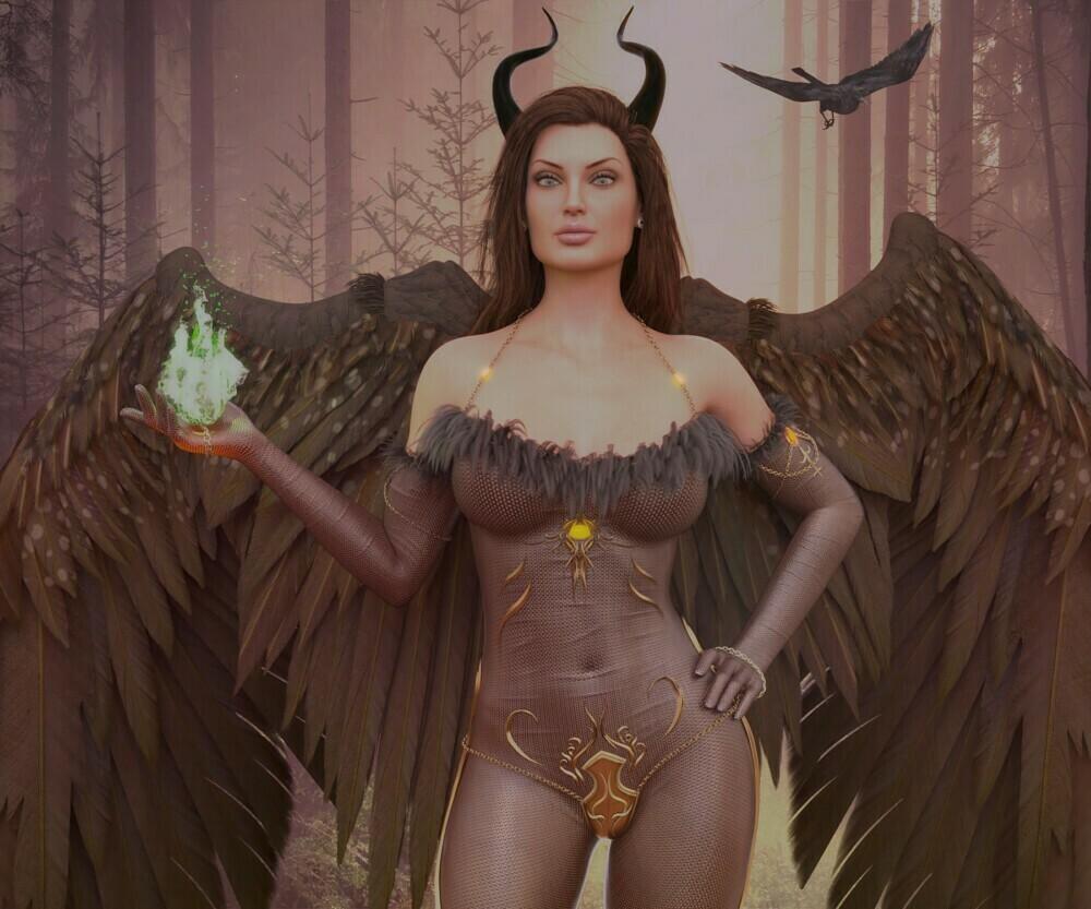 Maleficent: Banishment of Evil - Version 0.1
