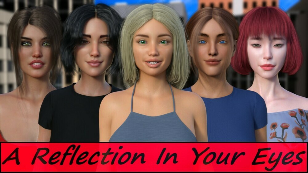 A Reflection In Your Eyes - Chapter 5