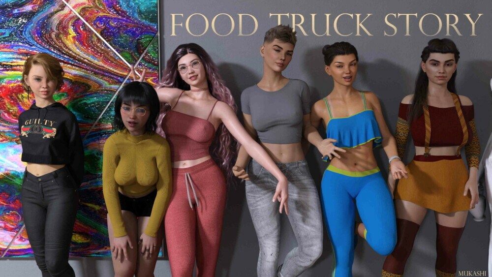 Food Truck Story - Version 0.40